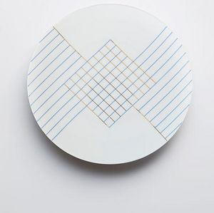 TH MANUFACTURE -  - Assiette Plate