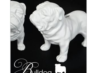 Suck Uk - tirelire bulldog - Tirelire