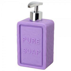 La Chaise Longue - distributeur de savon savonnette lavande - Distributeur De Savon