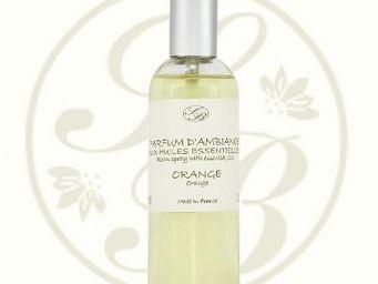 Savonnerie De Bormes - parfum d'ambiance aux huiles essentielles - orang - Parfum D'intérieur