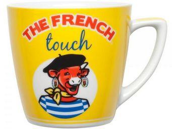 La Chaise Longue - set petit d�jeuner la vache qui rit french - Mug