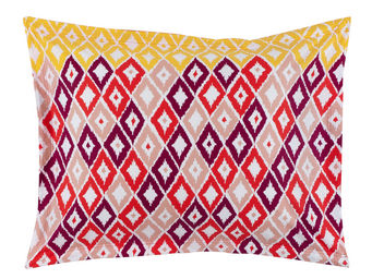 Essix home collection - taie d'oreiller boukhara - Taie D'oreiller