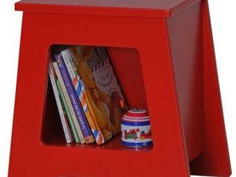 OCTAVE ET LEONTINE - o&l rouge - Chevet Enfant