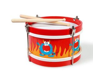 Scratch - drum rock & roll monster - Tambour Enfant