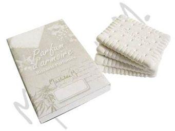 Mathilde M - biscuits parfum�s  - C�ramique Parfum�e
