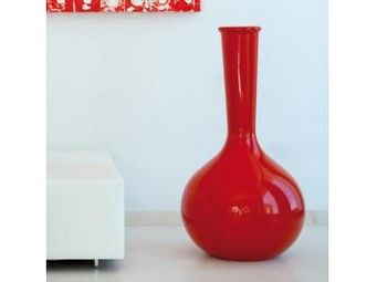 VONDOM - vase vondom chemistubes flask, laquée - Vase � Fleurs