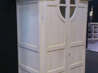 PROVENCE ET FILS - armoire grenier pm etageres - Armoire À Chaussures