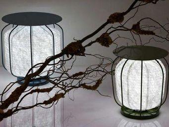 Forestier -  - Lampe À Poser