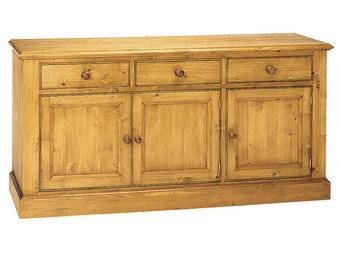 Interior's - buffet bas 3 portes 3 tiroirs - Buffet Bas