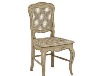 Interior's - lot de 2 chaises assise cannée - Chaise