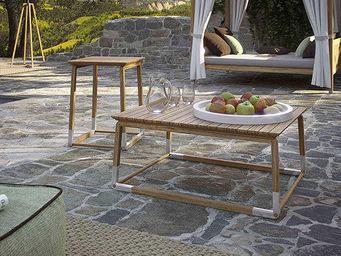 ITALY DREAM DESIGN - ciclade - Table Basse De Jardin