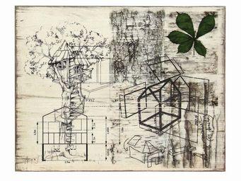 Interior's - tableau nature - Tableau Décoratif