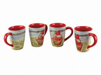 Interior's - mug verger - Mug