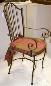 Fd Mediterranee - fauteuil 10f-- - Fauteuil De Jardin