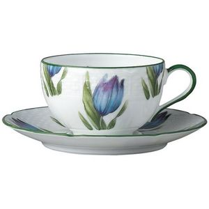 Raynaud - villandry fleurs - Tasse À Thé