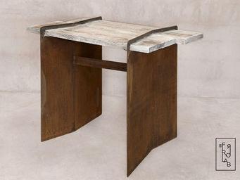 FERROLAB -  - Table De Repas Haute