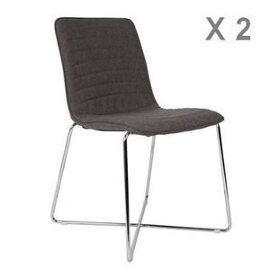 Mathi Design - 2 chaises desini - Chaise