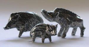 ARTEBOUC -  - Sculpture Animali�re