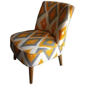 Mathi Design - fauteuil de salon biscayne - Fauteuil