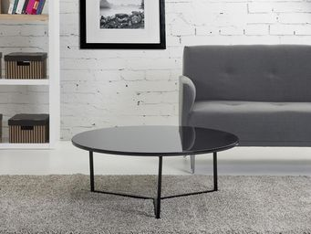 BELIANI - tribeca - Table Basse Ronde