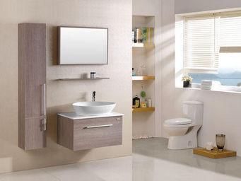 UsiRama.com - meuble salle de bain surchoix 80cm - Meuble De Salle De Bains