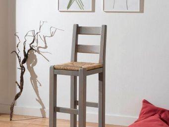 Ateliers De Langres -  - Chaise Haute De Bar