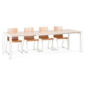 Alterego-Design - nordik - Table De Repas Rectangulaire