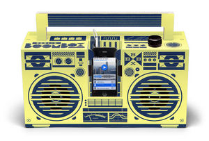 Studio Axel Pfaender -  - Radio Portable
