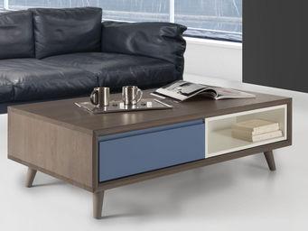 Ateliers De Langres - tentation - Table Basse Rectangulaire
