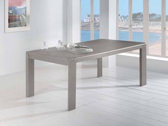 Ateliers De Langres - ceram - table de repas rectangulaire - Table De Repas Rectangulaire