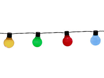 Best Season - party light - guirlande led extérieur 16 ampoules  - Guirlande Lumineuse