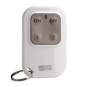 CFP SECURITE - télécommande bidirectionnelle 4 touches tyxal + - Alarme