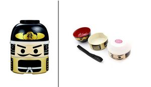 HAKOYA - kokeshi grande taille - busho - Boîte À Bento