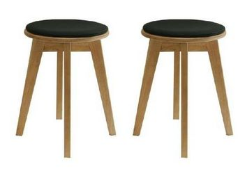MyCreationDesign - trim - lot de 2 - Tabouret