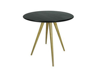 MyCreationDesign - sienne noir - Table Bistrot