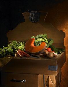 CHABRET - -antiquaire - Billot De Cuisine