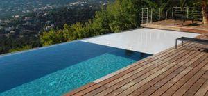 Silver Pool - cavalaire - Couverture De Piscine Automatique