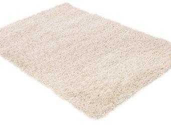 KOKOON DESIGN - tapis d'intérieur cozy 230x160cm crème - Tapis Contemporain