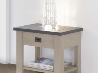 Ateliers De Langres - chevet whitney - Table De Chevet