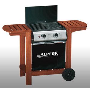 ALPERK -  - Barbecue Au Gaz