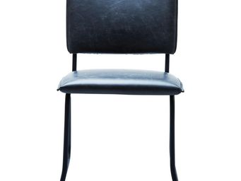 Kare Design - chaise duran vintage noire - Chaise