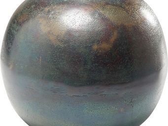 Kare Design - vase black pearl 19 cm - Vase D�coratif