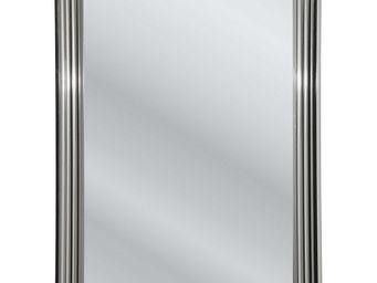 Kare Design - miroir frame argenté 105x75cm - Miroir