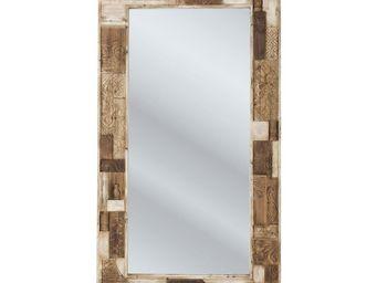 Kare Design - miroir arte natura 200x110 cm - Miroir