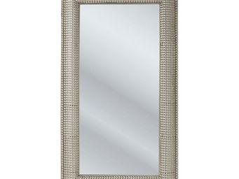 Kare Design - miroir silver pearls 160x90cm - Miroir