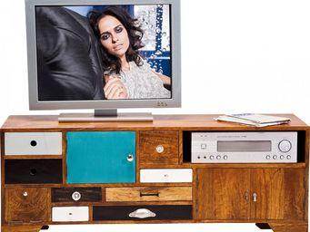 Kare Design - meuble tv en bois babalou - Meuble Tv Hi Fi