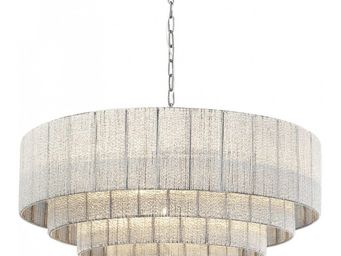Kare Design - suspension glamour steps cinque 81 cm - Lustre