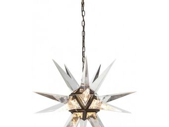 Kare Design - suspension grand star 75 cm - Suspension