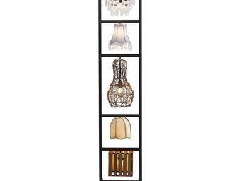 Kare Design - lampadaire parecchi art house pm 176cm - Lampadaire