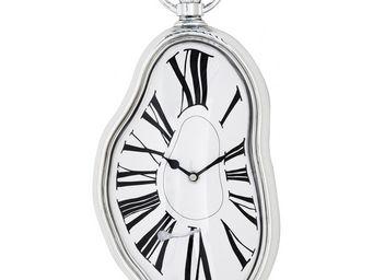 Kare Design - horloge flow - Horloge Murale